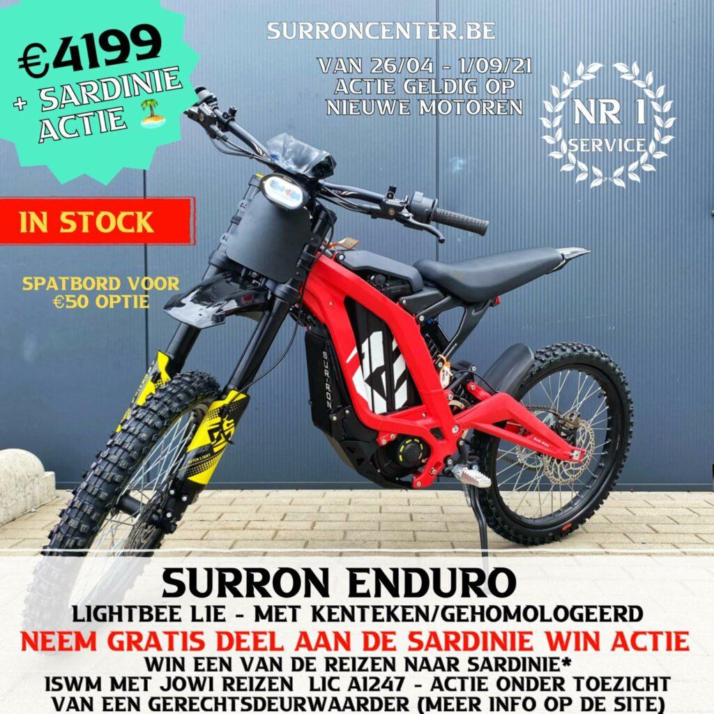 Surroncenter Surron opbouw te koop 1