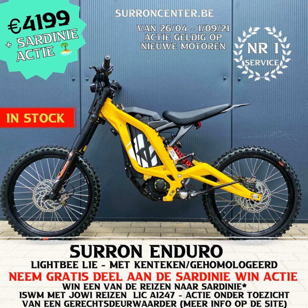 Surroncenter Surron opbouw te koop 4
