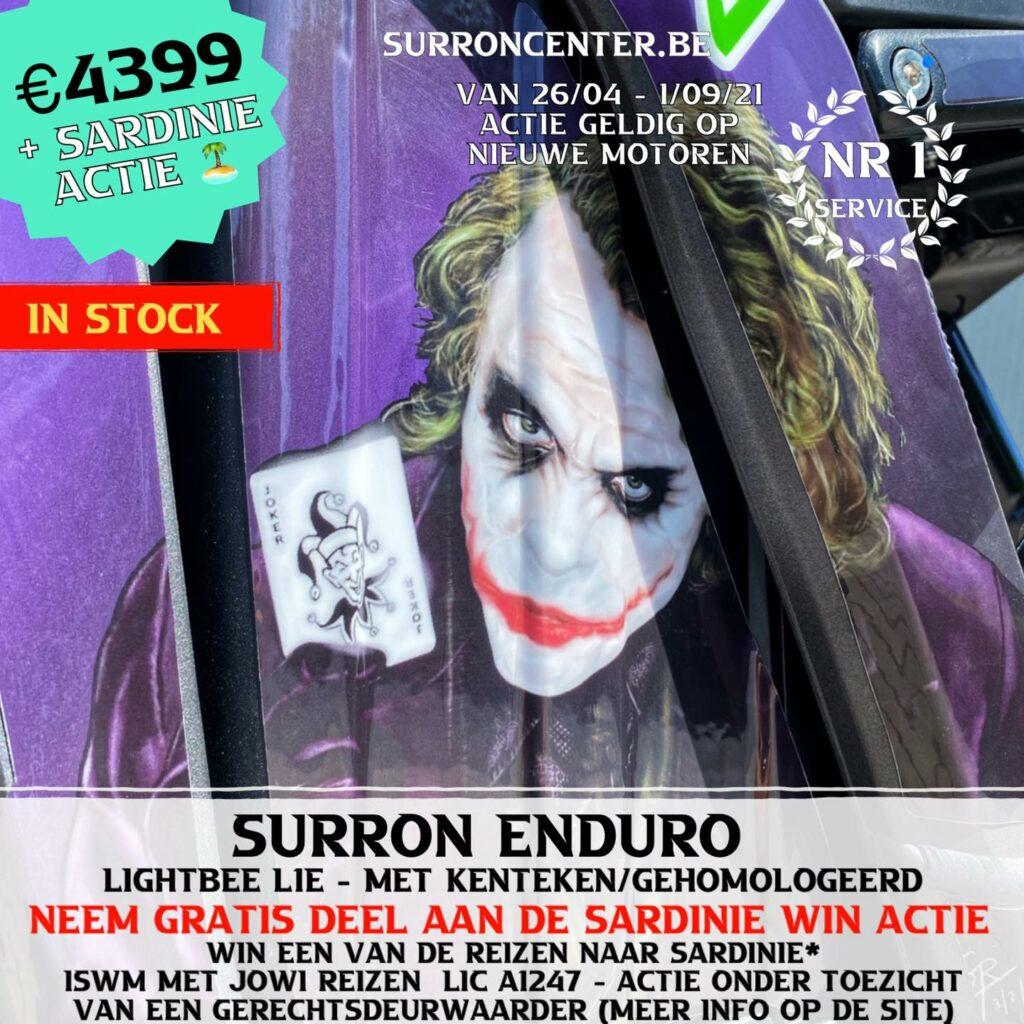 Surroncenter.be Te koop Surron Surronspecialist Joker 2