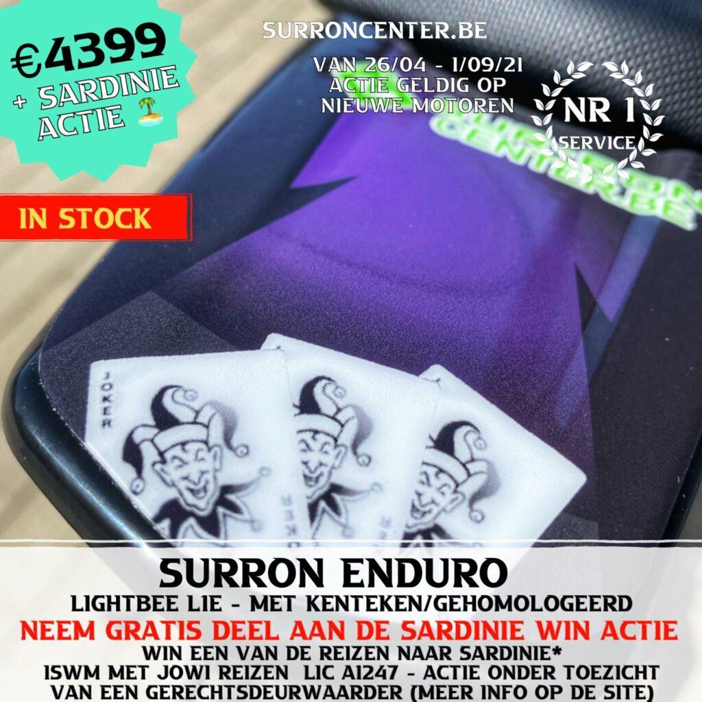 Surroncenter.be Te koop Surron Surronspecialist Joker 3