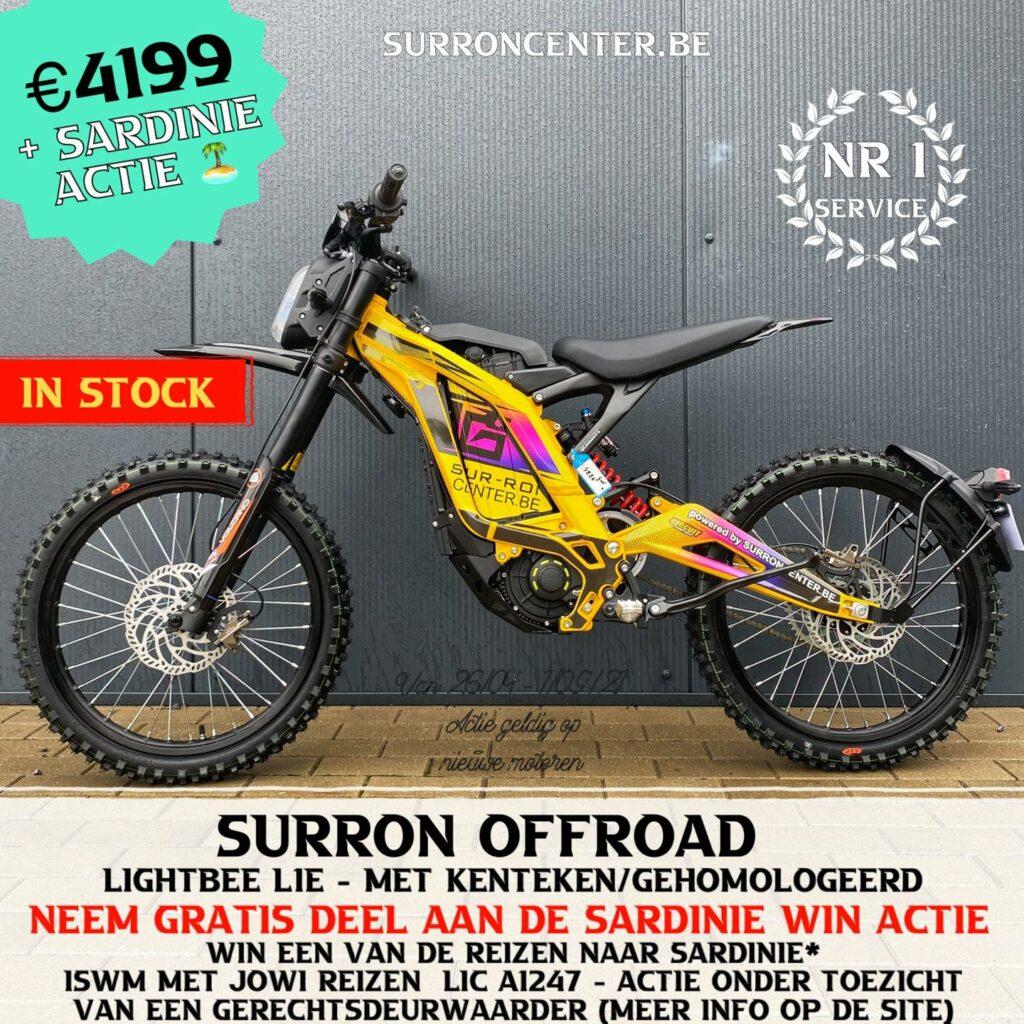 Surroncenter Surron street te koop 15