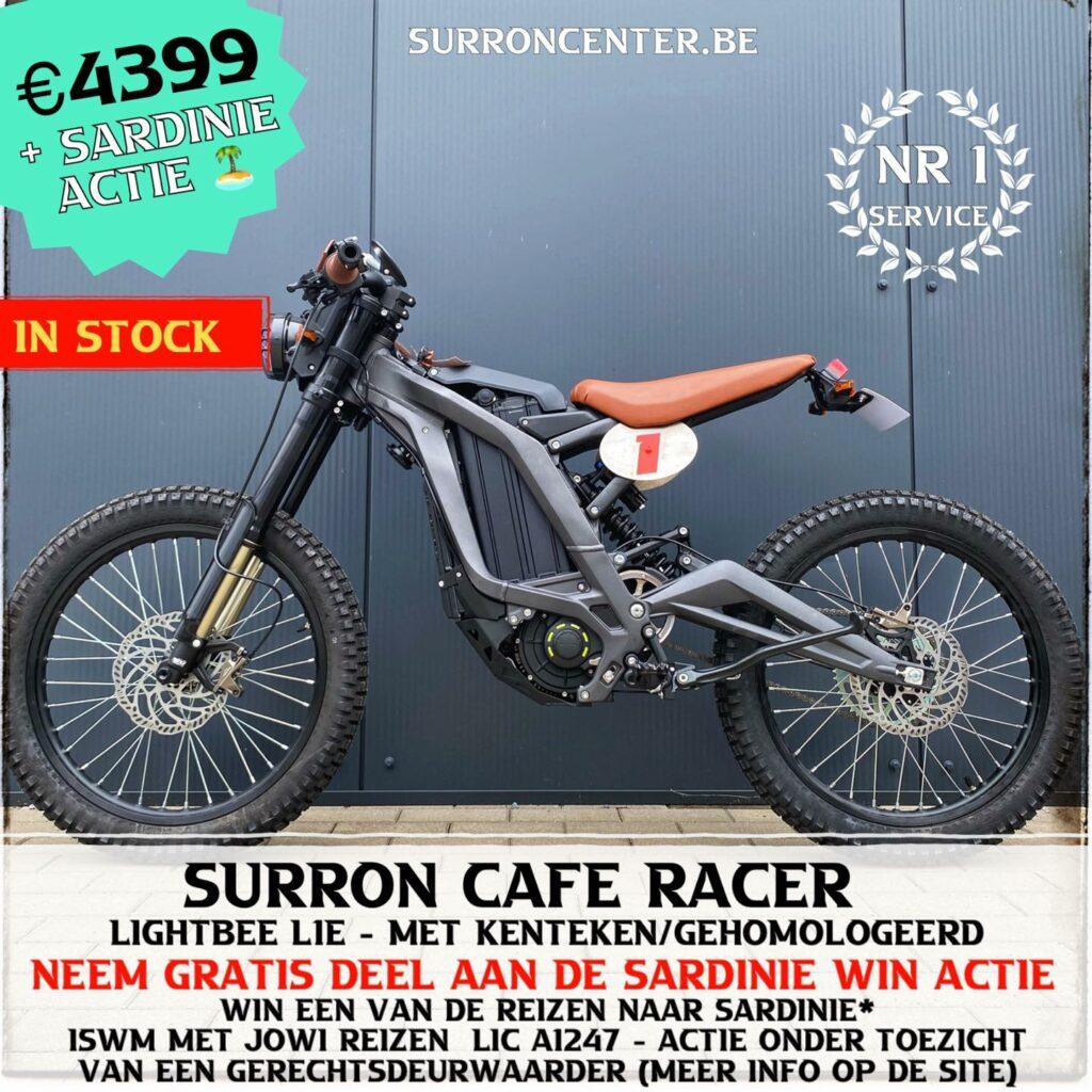 Surroncenter Surroncafé racer te koop 14