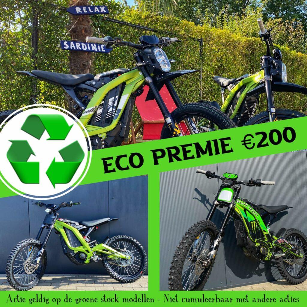 Surroncenter Eco premie €200