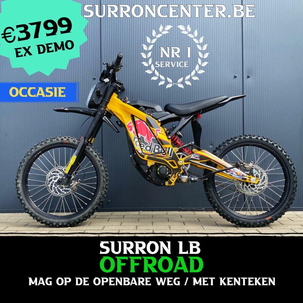 Surroncenter.be de Surronspecialist - stock model 11