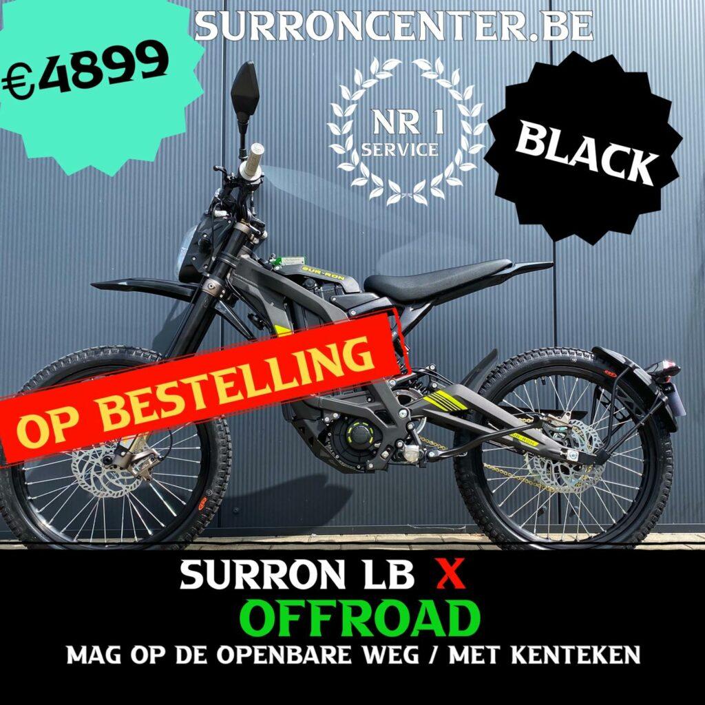 Surroncenter.be de Surronspecialist - stock model 15