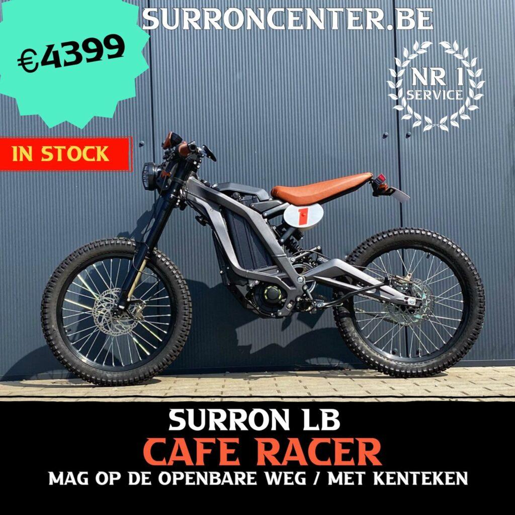 Surroncenter.be de Surronspecialist - stock model 18