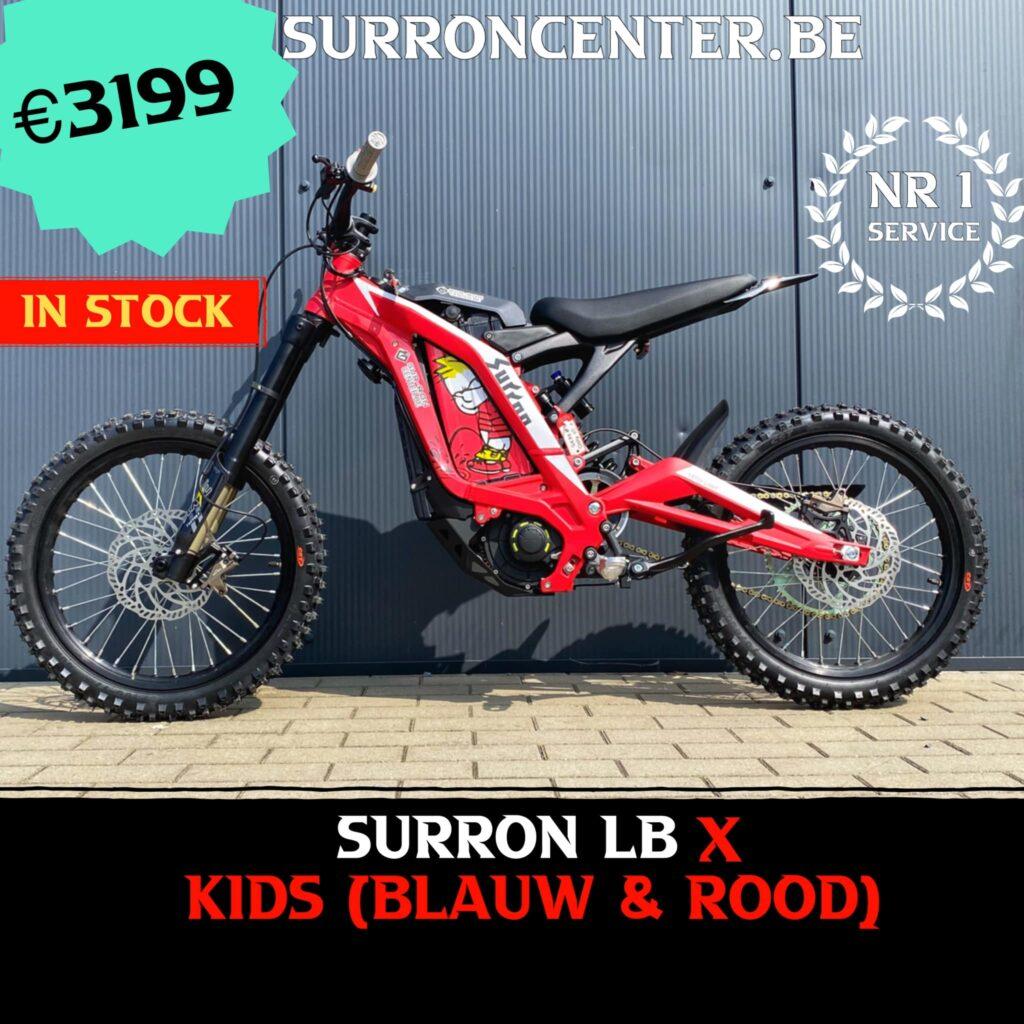 Surroncenter.be de Surronspecialist - stock model 8