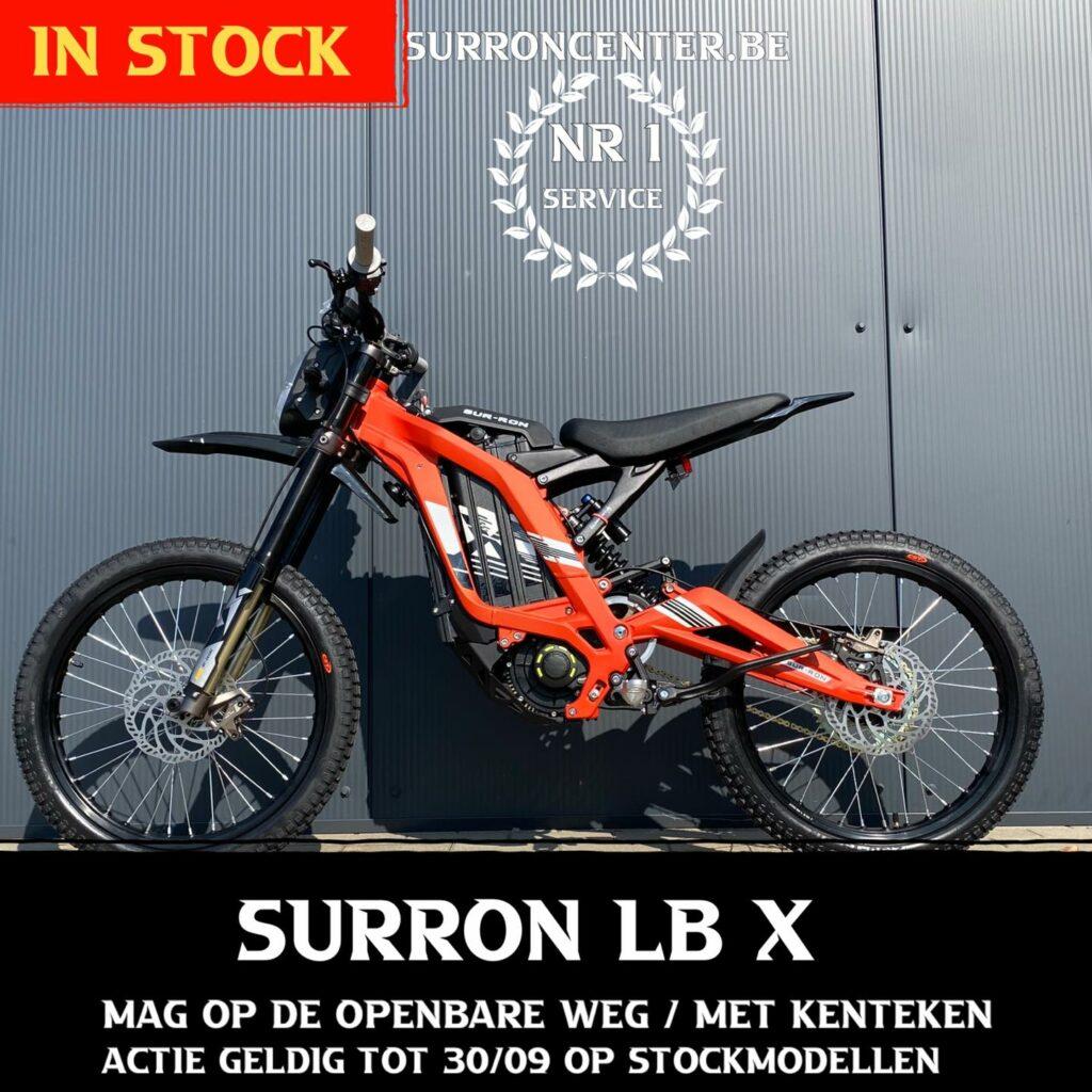 Surroncenter.be Surronspecialist Lightbee X 1-10-2021 5