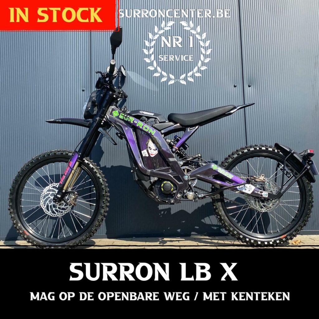 Surroncenter.be Surronspecialist Lightbee X 1-10-2021 9