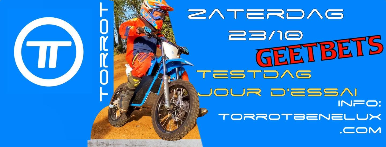 TORROT test GEETBETS 23-10-2021 19-6